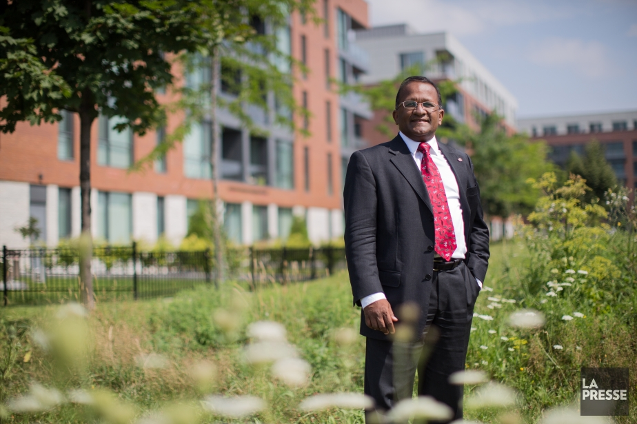 Le leadership du maire de Saint-Laurent, Alan DeSousa,... (PHOTO EDOUARD PLANTE-FRÉCHETTE, LA PRESSE)