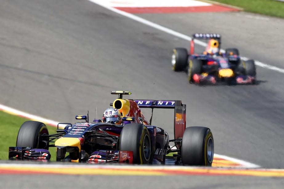 Les déboires de Red Bull cette année (photo)... (Photo archives Reuters)