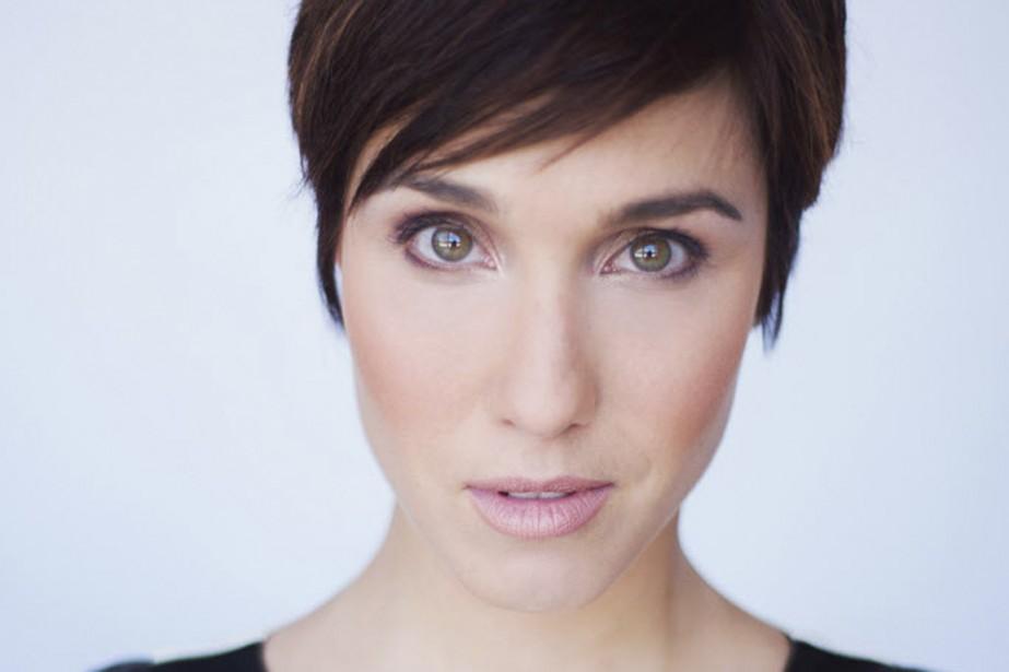 Bianca Gervais anime la nouvelle émission Format familial,... (Photo fournie par Radio-Canada)
