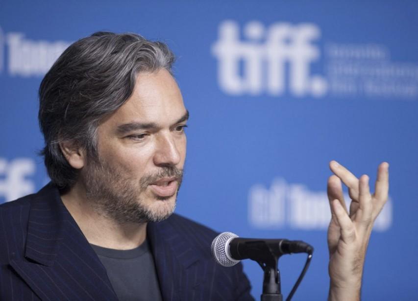 Jour 7 - Le réalisateurAndrea Di Stefano a présenté son film <em>Escobar: Paradise Lost</em>. (Photo: La Presse Canadienne)