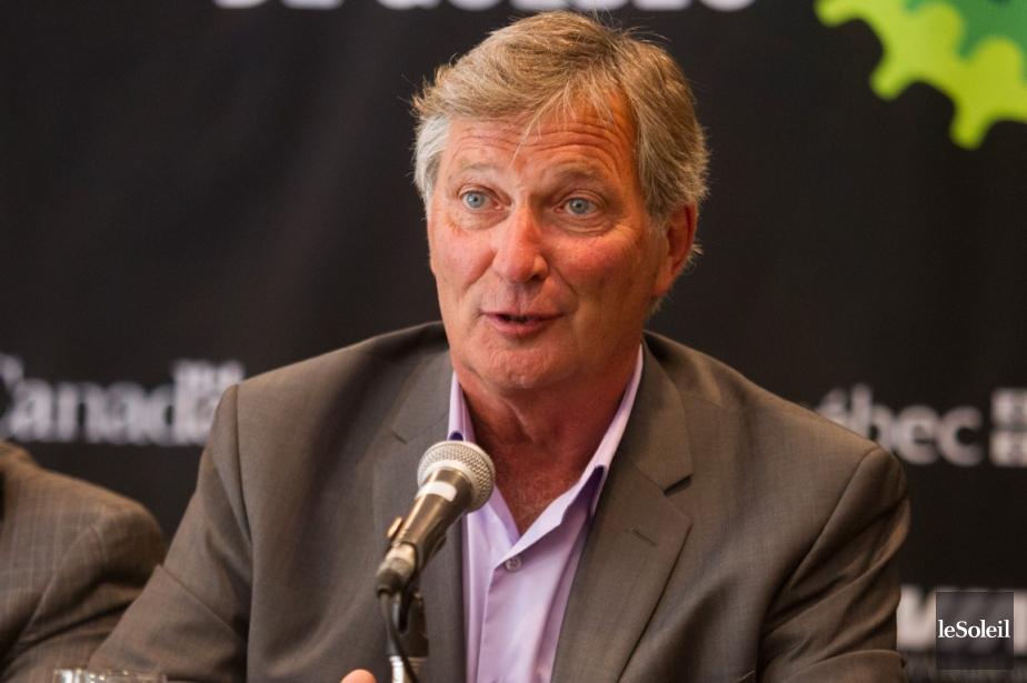 Le président des Grands Prix cyclistes de Québec... (Photo Caroline Grégoire, Le Soleil)
