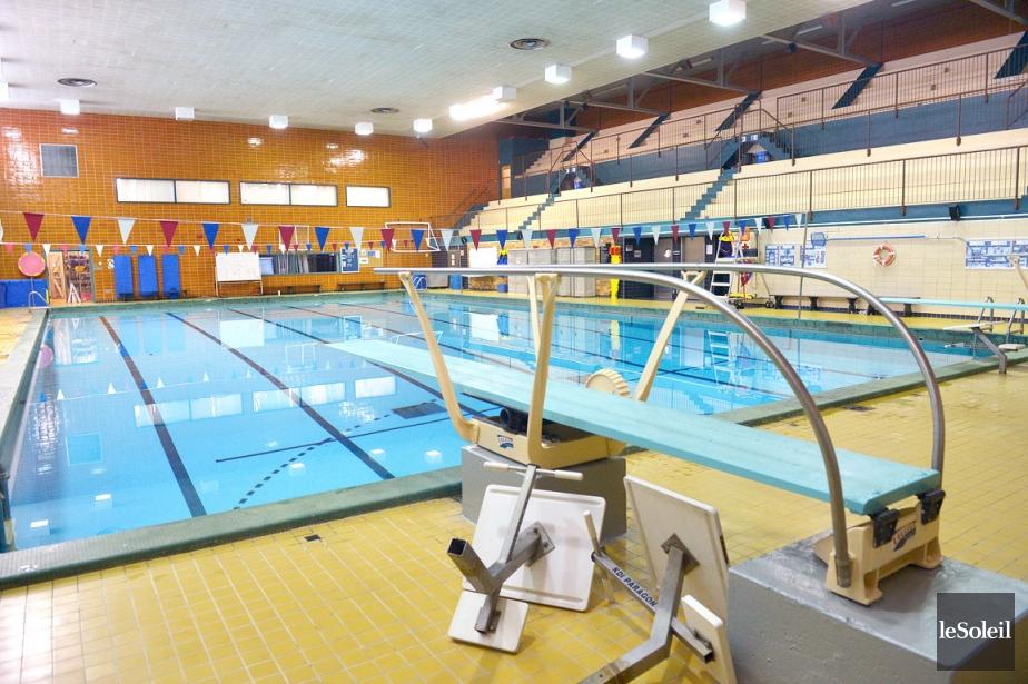 Le c gep de sainte foy fermera sa piscine d 39 ici deux ans for College rosemont piscine
