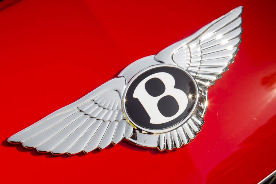 Des deux marques anglaises de grand luxe, Bentley... (Photo fournie par Bentley)