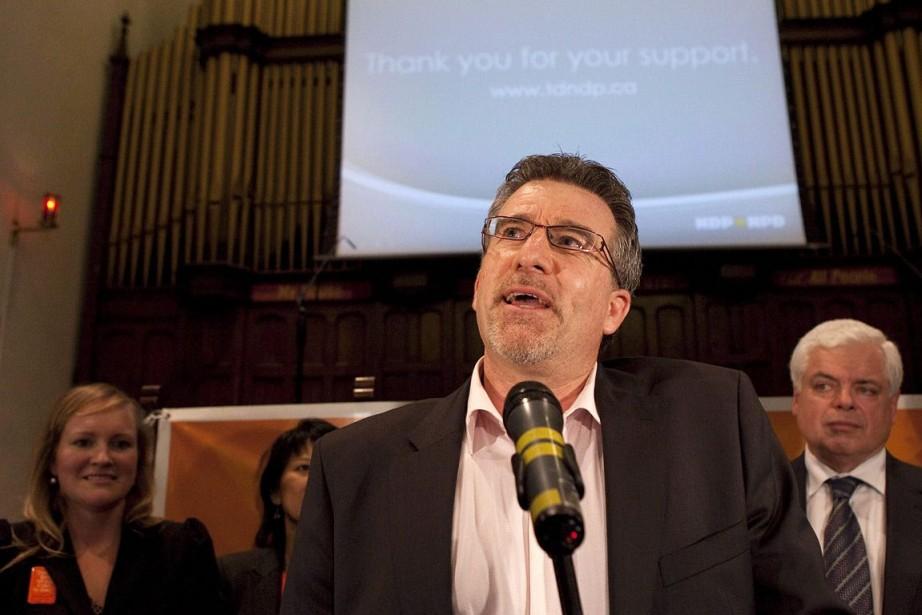 Le député néo-démocrate Craig Scott a soumis au... (PHOTO ARCHIVES PC)