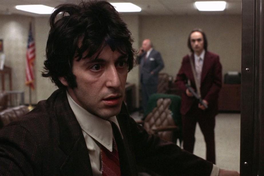 Al Pacino dans le film de 1975 Dog...
