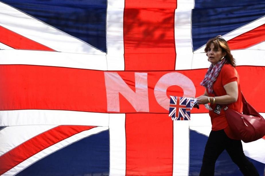 Le référendum aura lieu dans cinq jours, le... (Photo Dylan Martinez, Reuters)