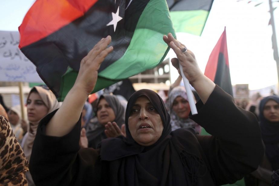 Depuis la chute en 2011 du régime de... (Photo ESAM OMRAN AL-FETORI, REUTERS)