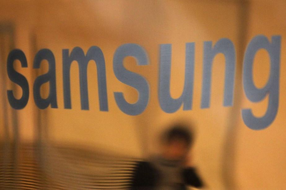 Le géant sud-coréen Samsung Electronics... (PHOTO LEE JAE-WON, ARCHIVES REUTERS)