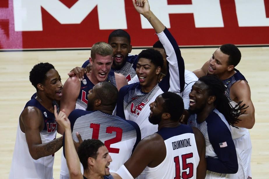 C'est la première fois que les Américains réussissent... (PHOTO PIERRE-PHILIPPE MARCOU, AFP)
