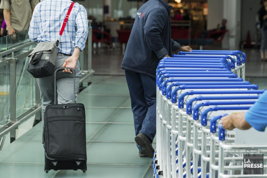 Les voyageurs qui s'envolent de Montréal vers les États-Unis peuvent... | 2014-09-15 00:00:00.000