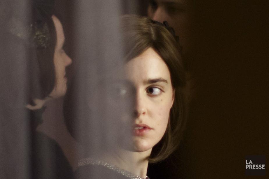 Félix et Meira évoque une histoire d'amour improbable... (Photo: fournie par la production)