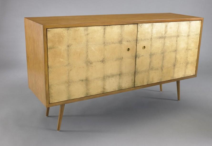 Une des pièces de mobilier de chez ITEM, le nouveau magasin phare de l'entreprise Meubles Fraser, qui ouvrira dans Griffintown. (PHOTO FOURNIE PAR ITEM)