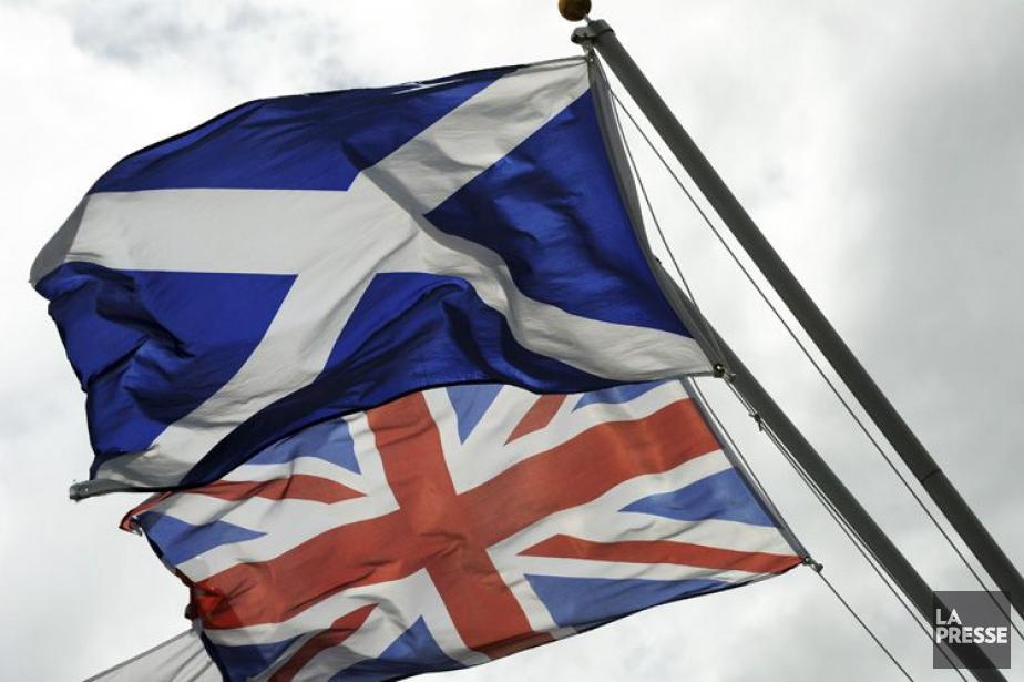 Le soutien à l'idée d'une indépendance... (Photo archives Agence France-Presse)