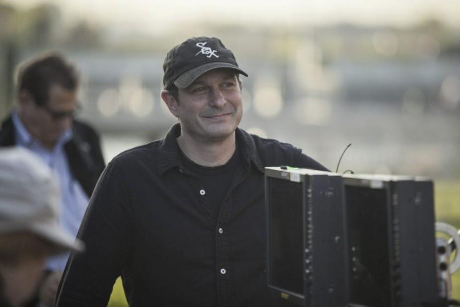 Scott Frank... (Photo: fournie par Universal et Les Films Séville)