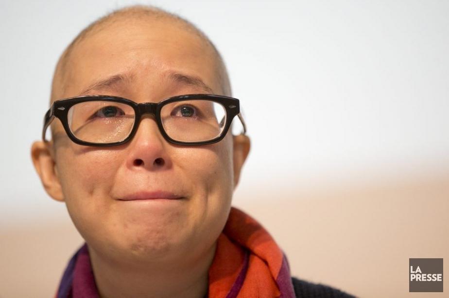 Mai Duong est en isolement à l'hôpital Maisonneuve-Rosemont,... (PHOTO DAVID BOILY, LA PRESSE)