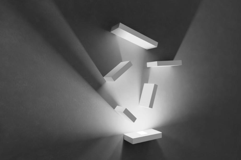 Luminaires à DEL Set de la collection automne... (Photo fournie par VIBIA)