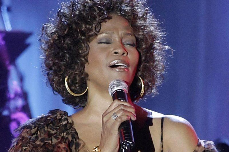 Whitney Houston... (Photo: archives AP)