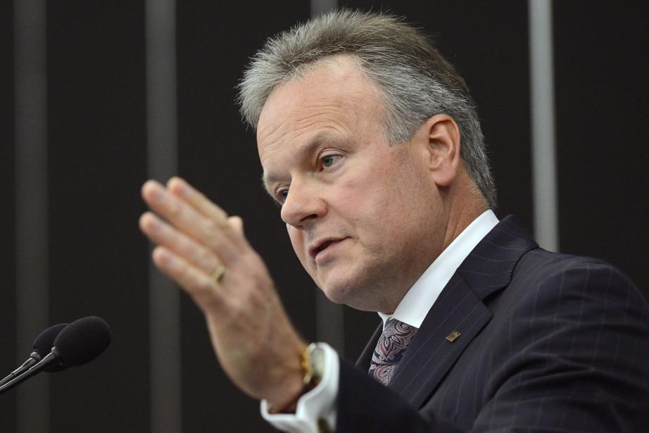 Le gouverneur de la Banque du Canada,Stephen Poloz.... (Photo Ryan Remiorz, La Presse Canadienne)