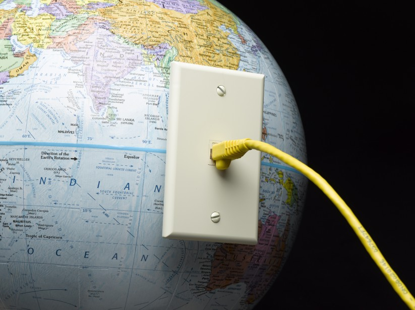 La tuyauterie d'internet ne doit pas discriminer en... (Photo Thinkstock)