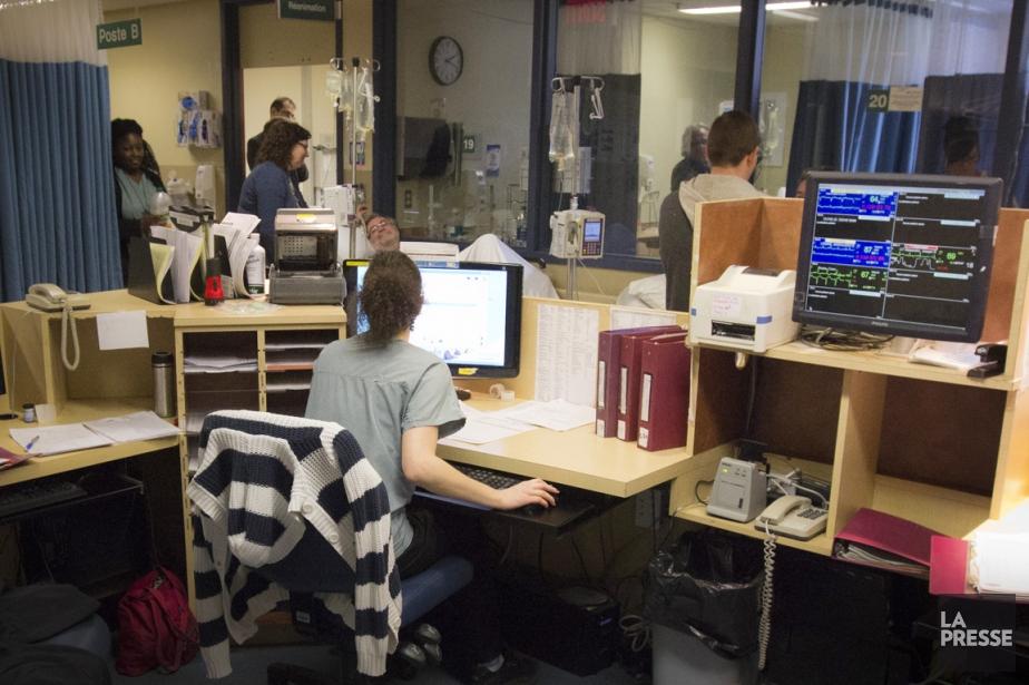 Chaque année, 3,4 millions de visites aux urgences... (PHOTO MARTIN LEBLANC, ARCHIVES LA PRESSE)