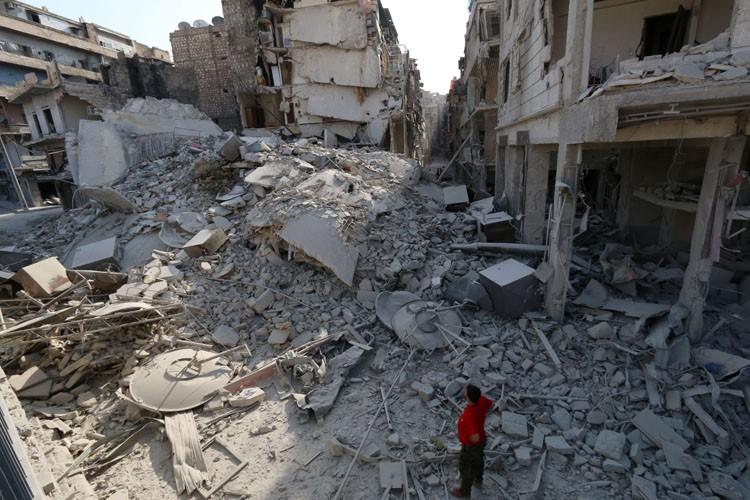 Les djihadistes ont quitté l'ancien bâtiment du gouvernorat... (Archives AFP)