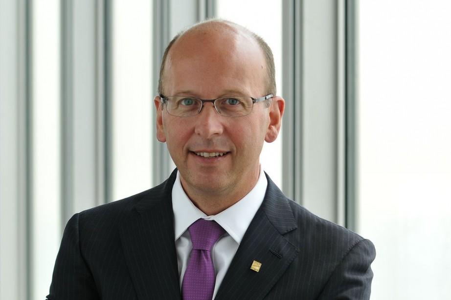 Victor Dodig, nouveau patron de la Banque CIBC... (Photo fournie par CIBC)