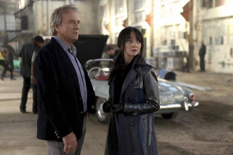 Le film met en vedette Robin Aubert, Michel... (Photo: fournie par Films Séville)