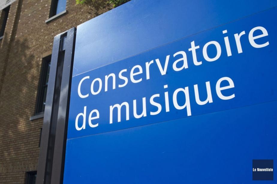 La possibilité que les conservatoires en région soient... (Photo: Stéphane Lessard, Le Nouvelliste)