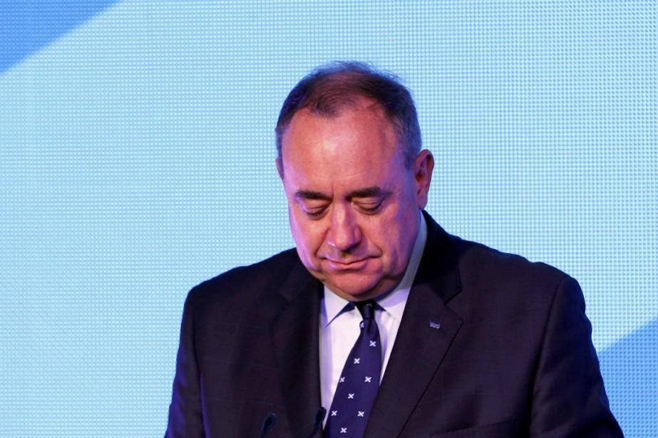Le premier ministre Alex Salmond a annoncé qu'il... (PHOTO RUSSELL CHEYNE, REUTERS)