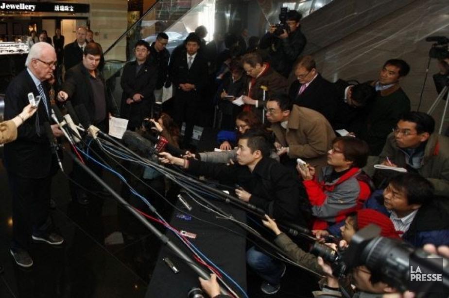 Intégrés au sein de la rédaction, les étudiants... (Photo archives Reuters)