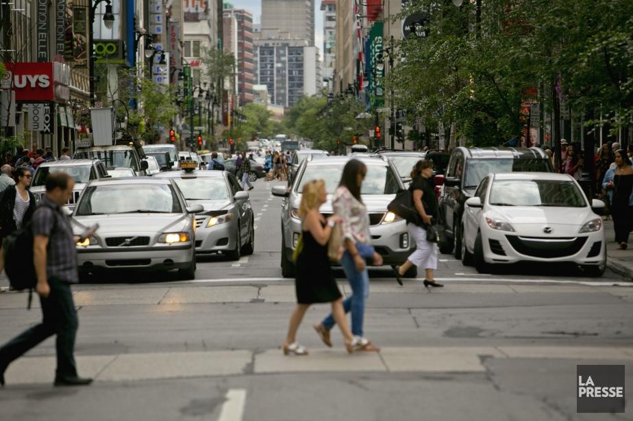 Le Centre d'écologie urbaine de Montréal prône depuis... (PHOTO SÉBASTIEN PEDRAGLIO, ARCHIVES LA PRESSE)
