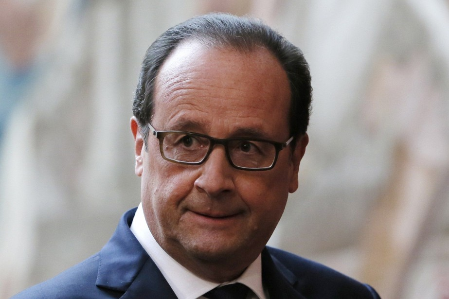Le président français, François Hollande.... (Photo Gonzalo Fuentes, Reuters)