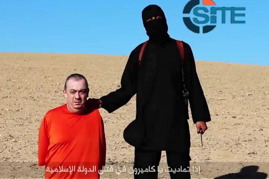 Alan Henning a été enlevé il y a... (Photo AFP)