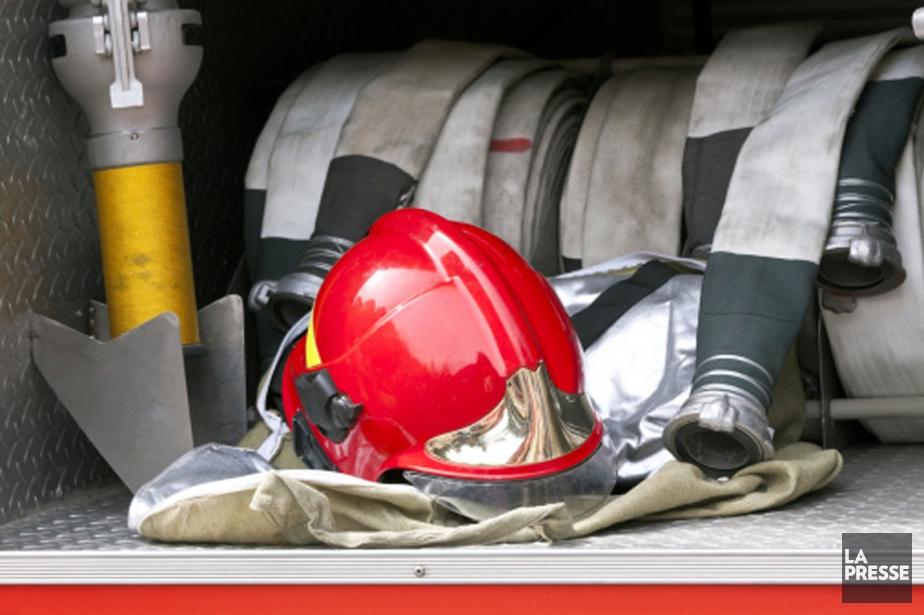 Un incendie d'origine suspecte a ravagé en tout début de... (PHOTO THINKSTOCK)
