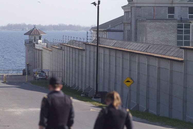 Même si les effectifs des gardiens de prison... (PHOTO ARCHIVES PC)
