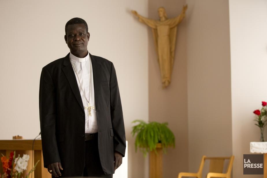 L'archevêque Samuel Kleda croit que les actions de... (PHOTO FRANÇOIS ROY, LA PRESSE)