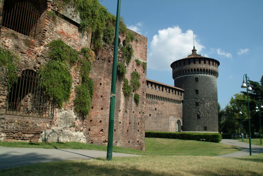 Le Castello Sforzesco (Photo Thinstock)