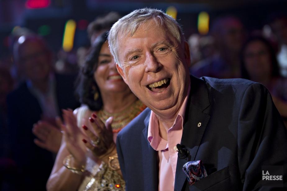 J'accuse cette vedette de la télévision de fous... (Photo Olivier Jean, archives La Presse)