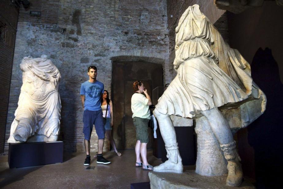 Rome, Amsterdam, Alexandrie et Sarajevo: ces quatre cités «aux... (Photo: AFP)