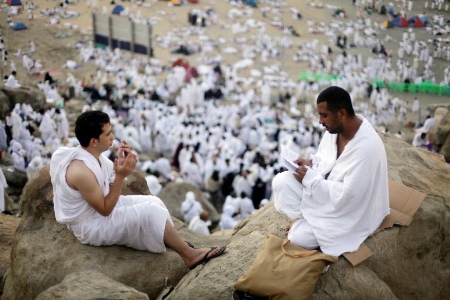 Le Hajj est le cinquième pilier de l'islam.... (PHOTO AMR NABIL, ARCHIVES AP)