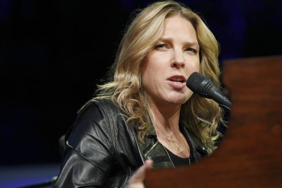 Diana Krall... (Photo: archives AP)