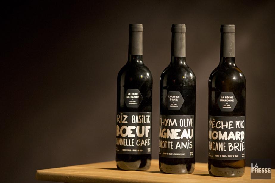 Le prix des bouteilles varie entre 16,65$ et... (PHOTO IVANOH DEMERS, LA PRESSE)