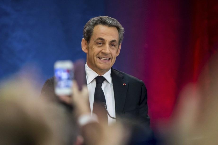 Proposition marquante, Nicolas Sarkozy s'est prononcé en faveur... (Photo AFP)