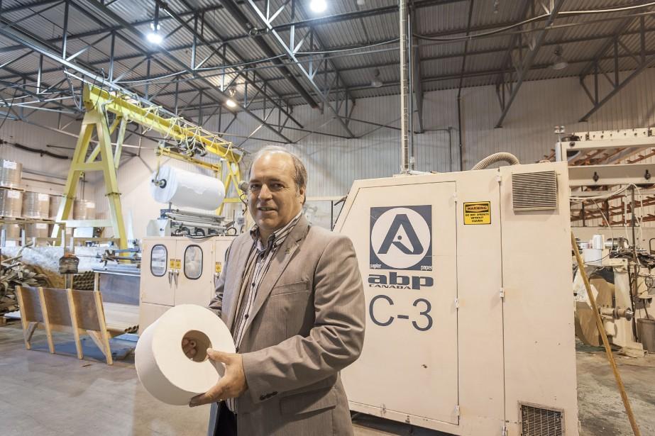 Une PME ne doit pas avoir froid aux yeux pour... (Photo fournie par ABP Canada)
