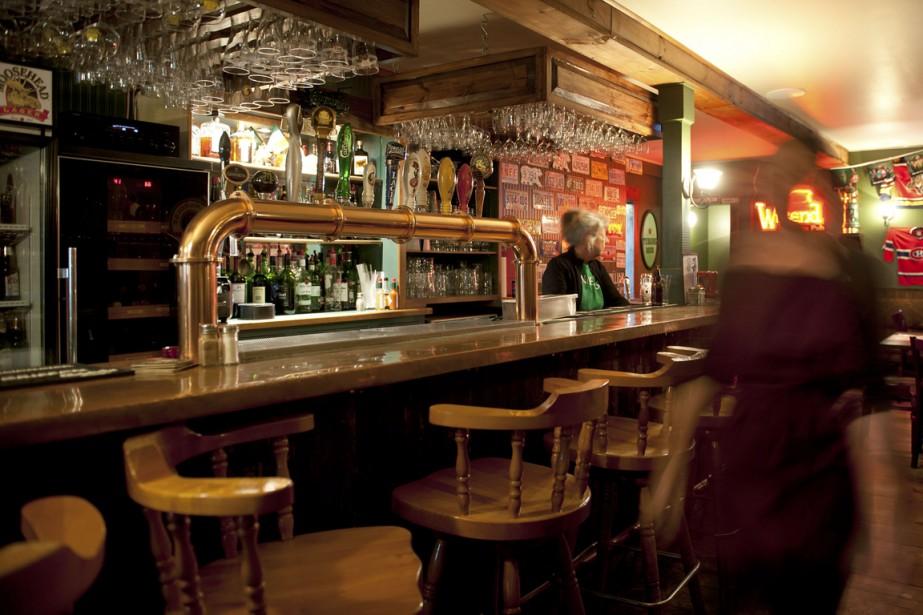 Le Pub Witsen (Photo Catherine Lefebvre, collaboration spéciale)