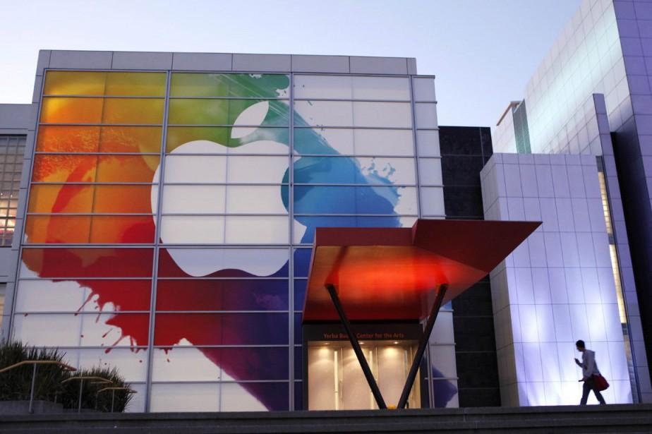 Apple a assuré vendredi aux utilisateurs de ses... (PHOTO ARCHIVES AFP)