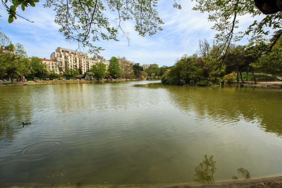Le parc Montsouris est un jardin public situé dans le quartier du même nom dans le 14e arrondissement. (Photo Digital/Thinkstock)