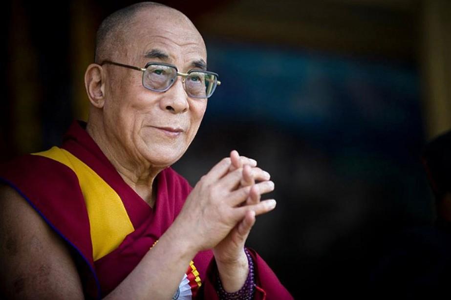 Le dalaï-lama a accusé jeudi matin le gouvernement... (PHOTO SOCIÉTÉ CULTURELLE TIBÉTAINE DE COLOMBIE-BRITANNIQUE)