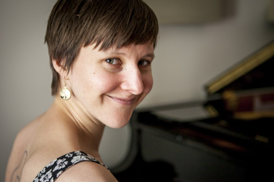 Marie-Claire Durand... (Photo: Chris Henschel, fournie par l'Off Jazz)