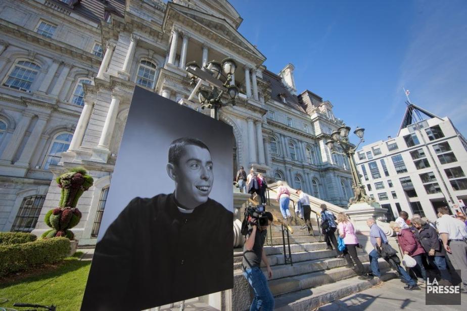 Photo; Andre Pichette - La Presse photo no:...